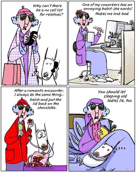 Maxine Cartoons on Birthdays Maxine Birthday Cartoons Funny