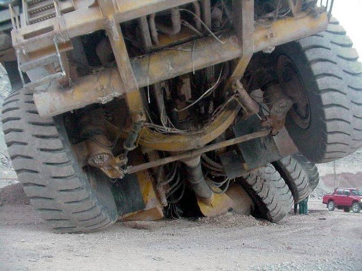 Wypadki w kopalniach odkrywkowych 8