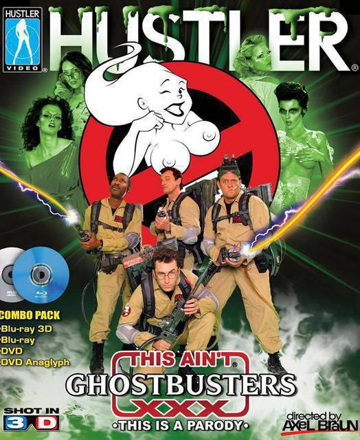 Привидениями ХХХ / Ghostbusters XXX (2011) DVDRip. Эротические фильмы.