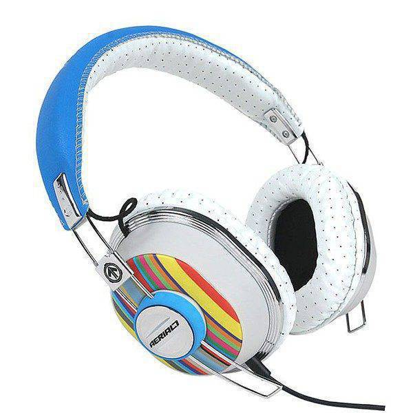 Kolorowe słuchawki 7