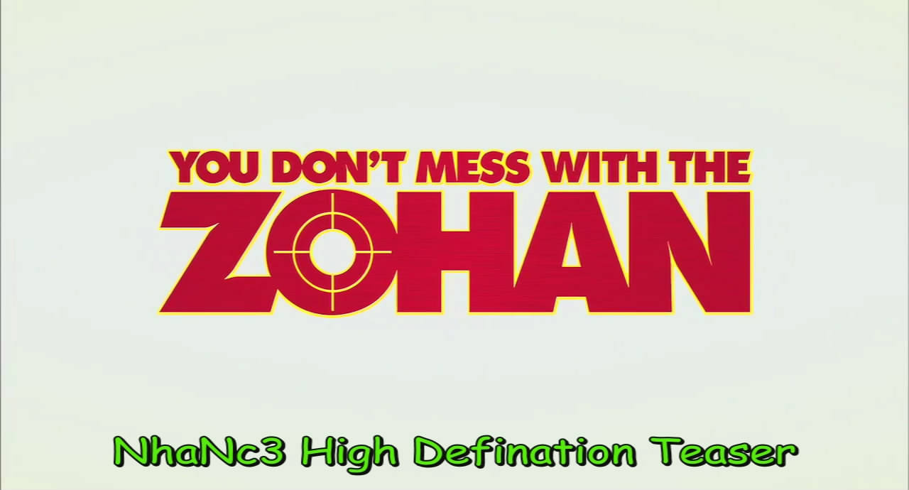 You Don't Mess with the Zohan 2008 720p Teaser NhaNc3 preview 0