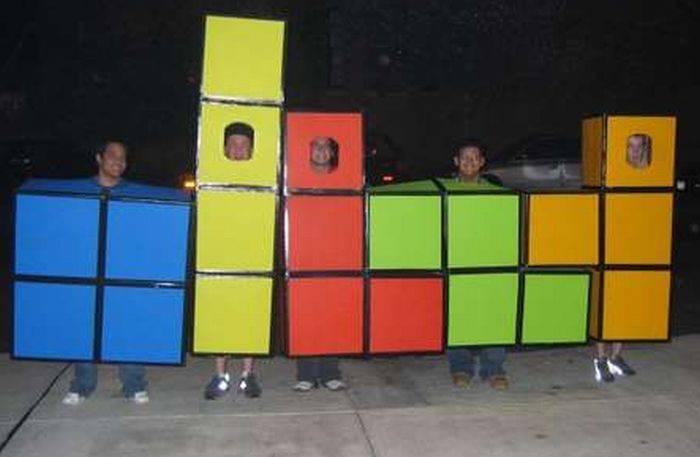 Tetris inspiruje 21