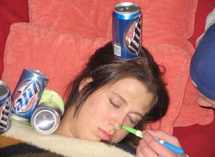 Pijane dziewczyny #3 14