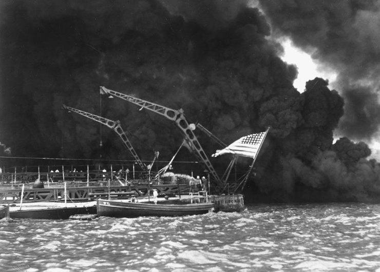 Atak na Pearl Harbor. 16