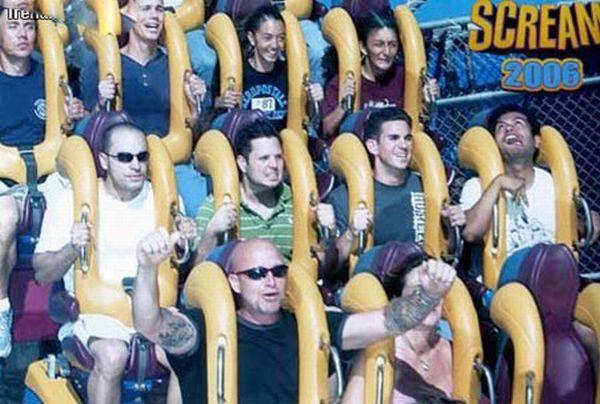 Ludzie na Roller Coasterze 25