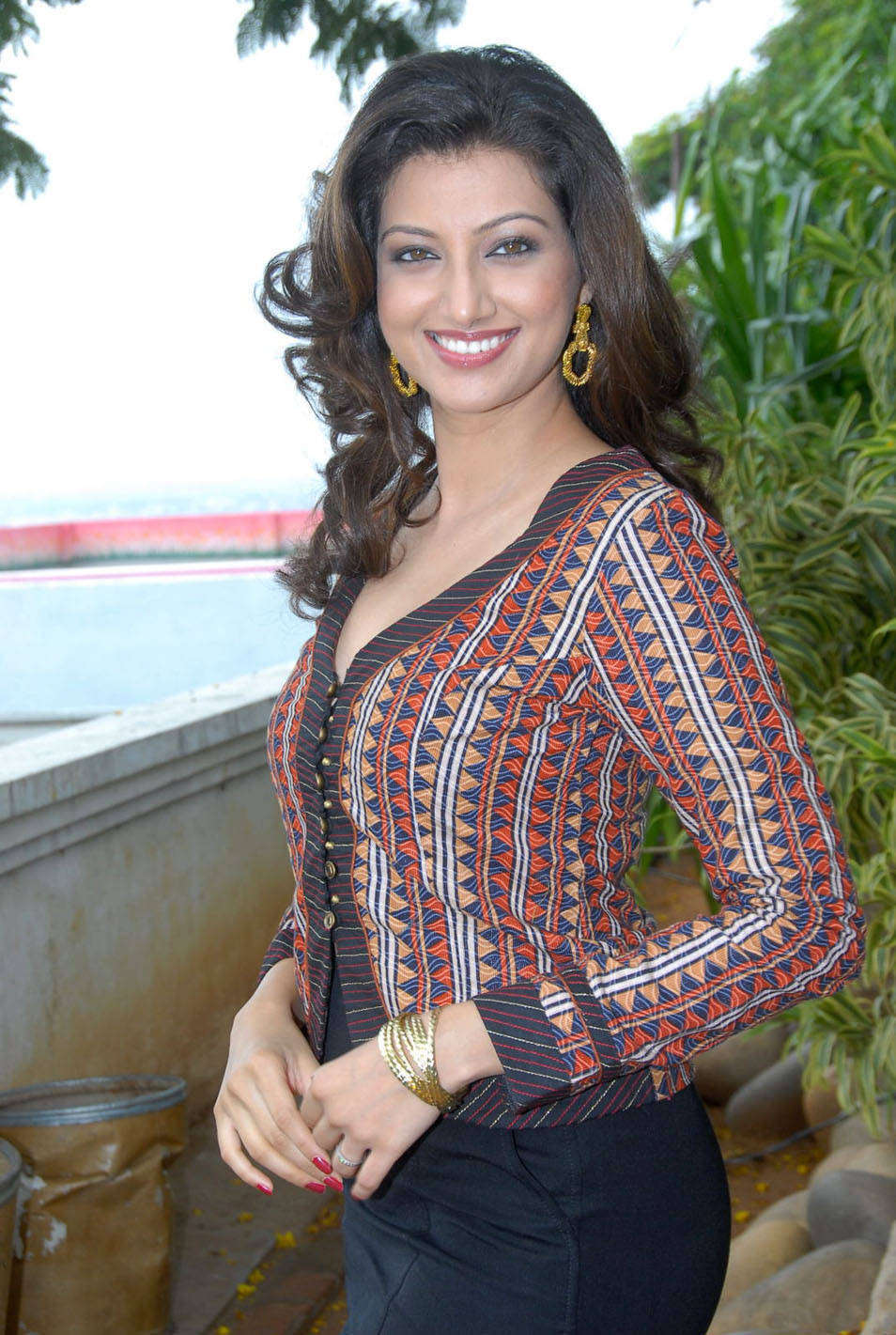 HAMSA NANDINI LATEST PHOTOSHOOT gallery pictures