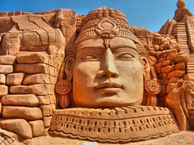 Najlepsze rzeźby z piasku na świecie. 46