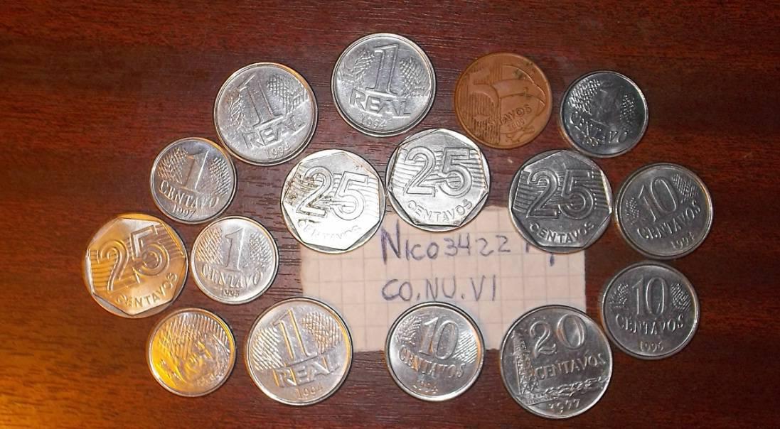 Mi colección de monedas parte 1