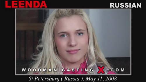 Leenda - WoodmanCastingX (2012/HD/2.02 GiB)