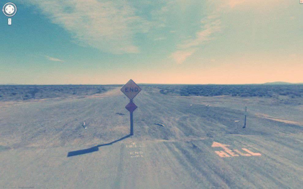 Nietypowe sceny z Google Street View 20