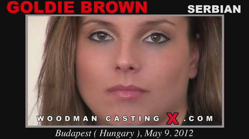 Goldie Brown - WoodmanCastingX (2012/HD/2.07 GiB)