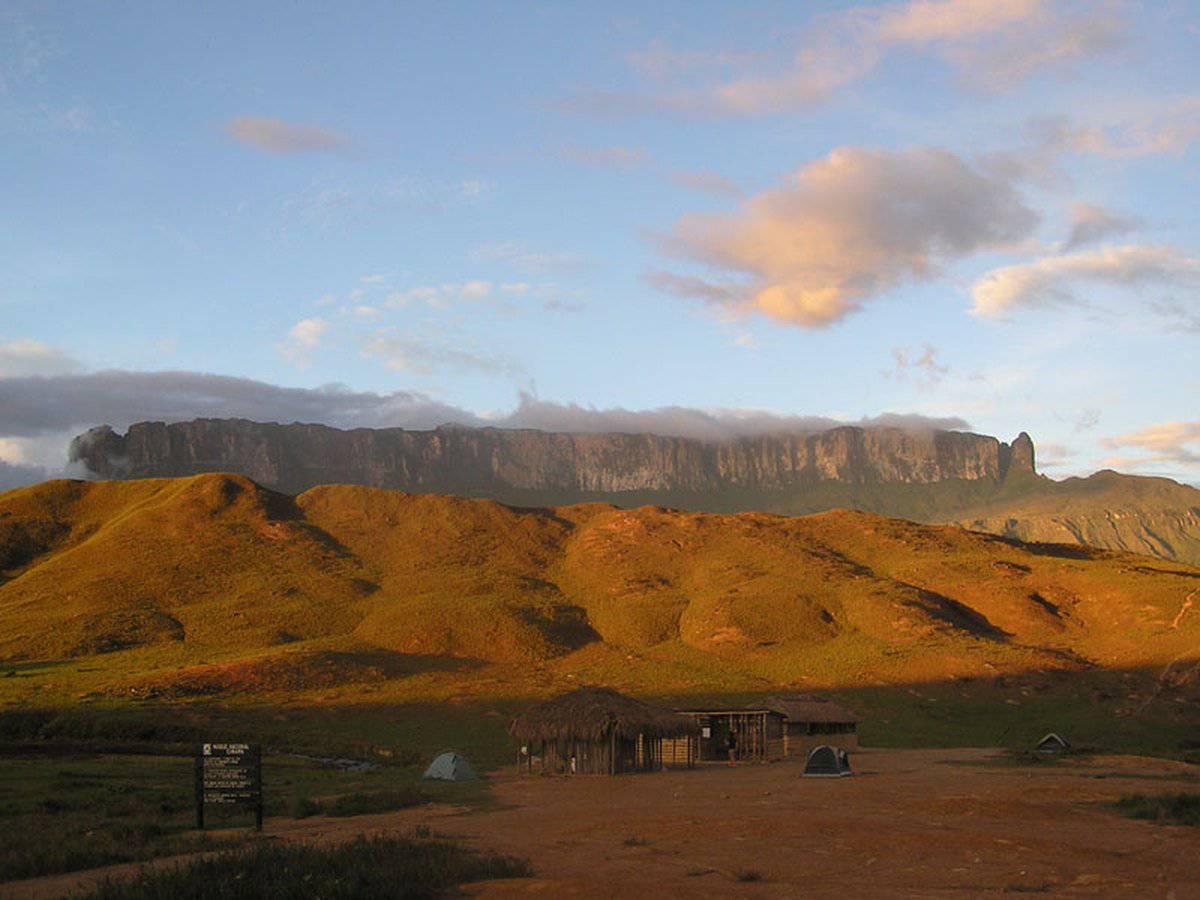 Roraima - najwyższa góra tepui 12