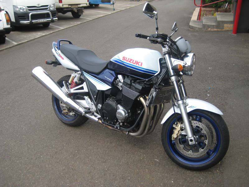 Never owned a GSX1400     [Archive] - Aussie Streetfighters