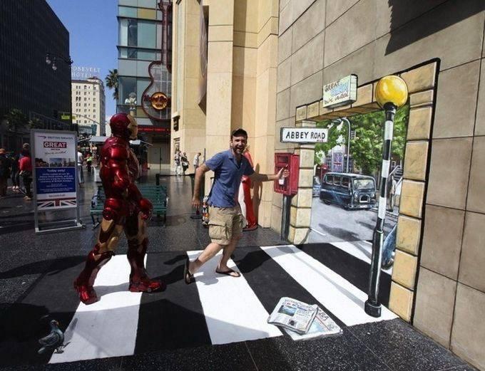 3D street art #3 9