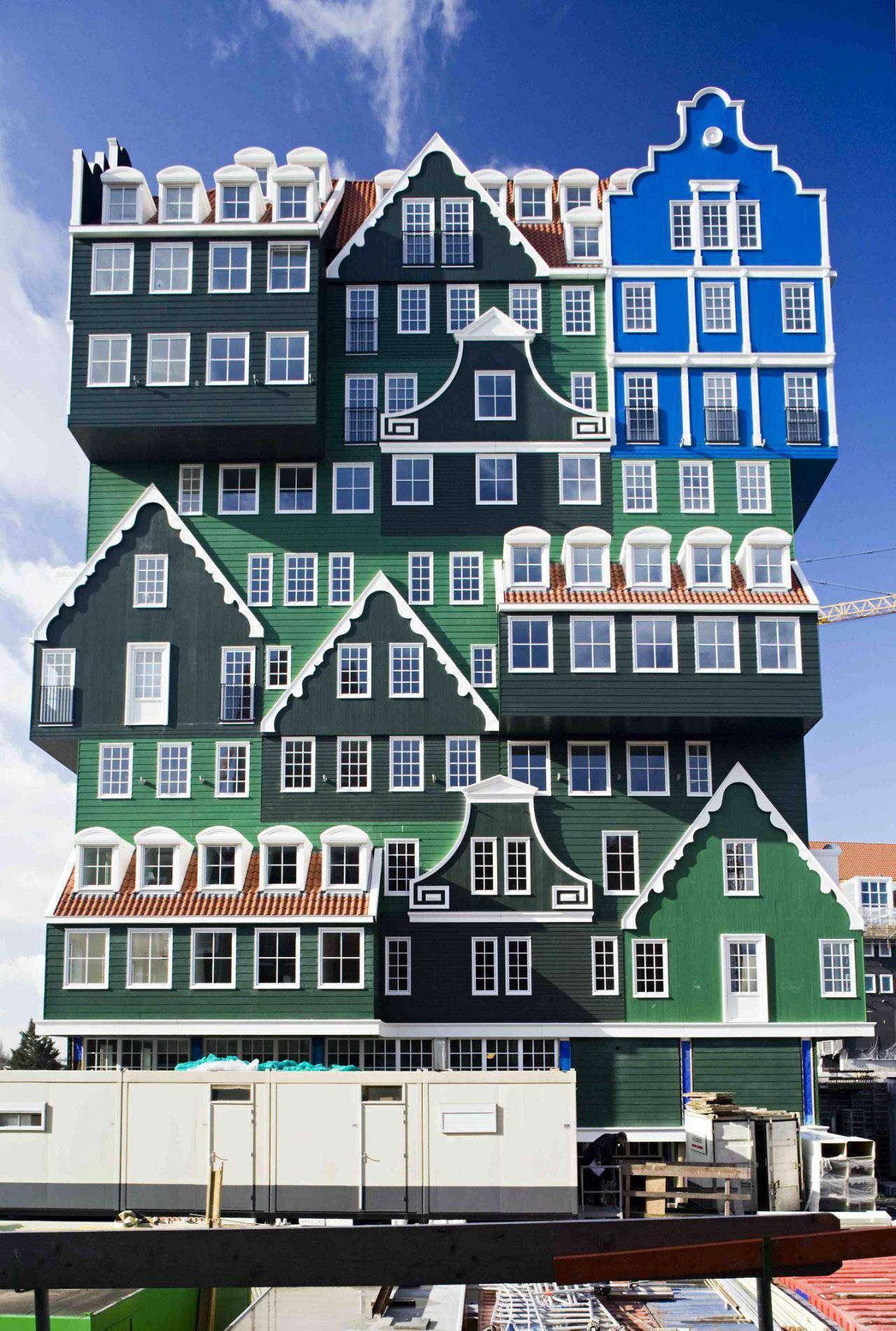 Inntel Hotel w Amsterdamie 6