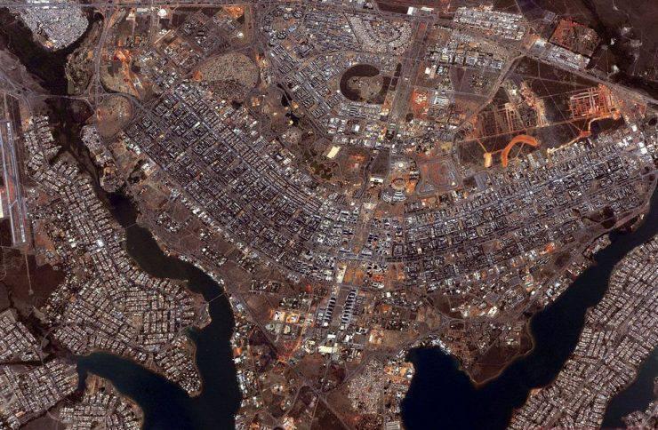 Ziemia widziana z kosmosu #3 27