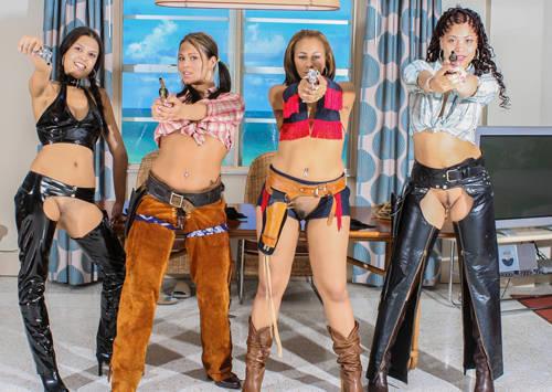 Ride'em Cowgirl! - BangBrosRemastered (2012/ SiteRip)