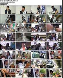 Yua Kisaki - Ecstasy Bike and Car Exhibition (2010/ DVDRip)