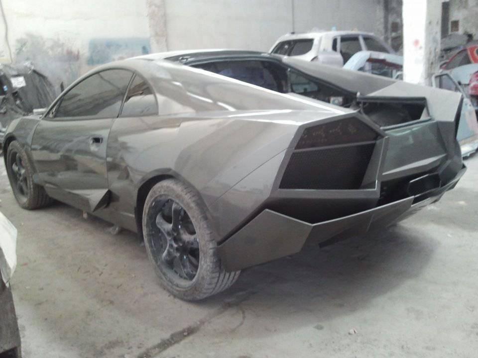 Zrób to sam: Lamborghini 36