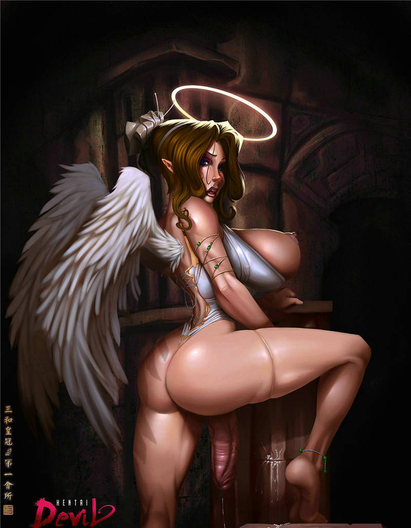 Nude angel and demon fantasy art galleries sexy pic