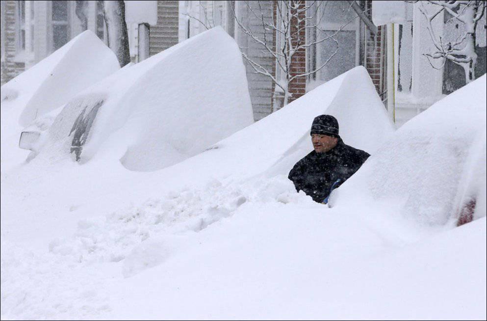 Ameryka pod śniegiem 16