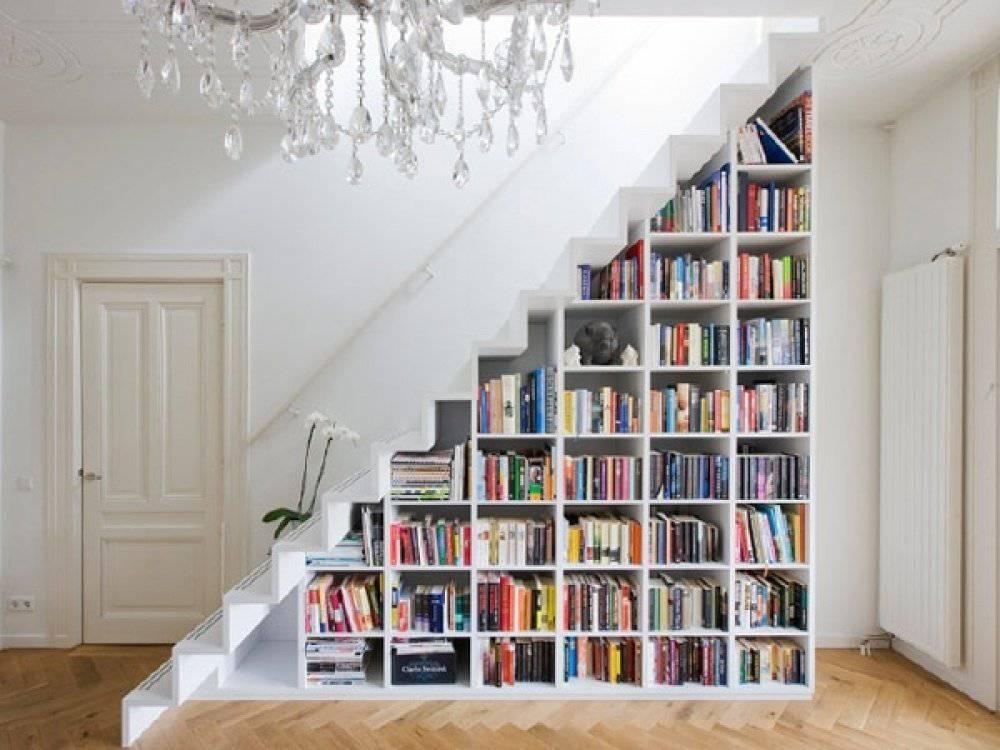 Pomysły na domową biblioteczkę 4