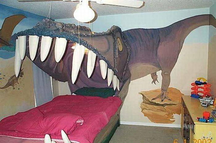 Najdziwniejsze łóżka 19