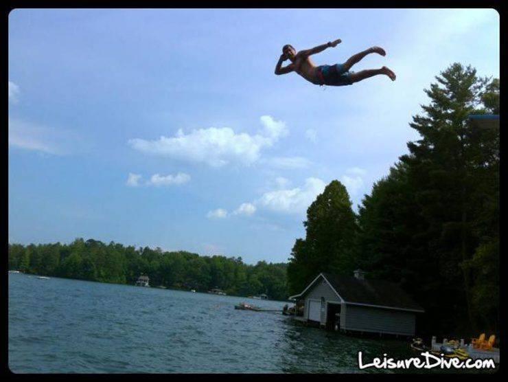 Zabawne zdjęcia przy skokach do basenu 40