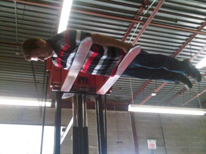 Planking - zabawa w leżenie 79