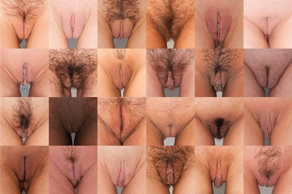 Фото расположение вагины