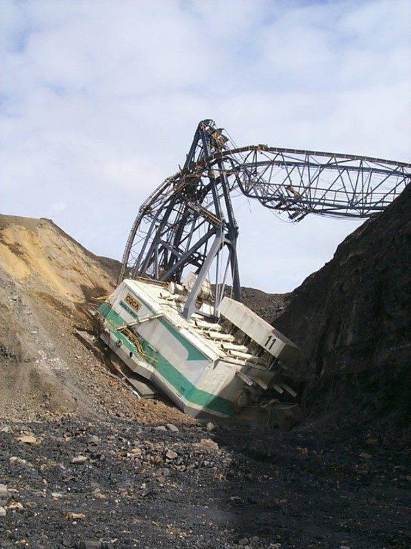 Wypadki w kopalniach odkrywkowych 10