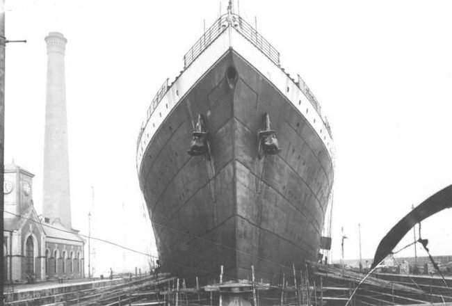Historia RMS Titanic 18