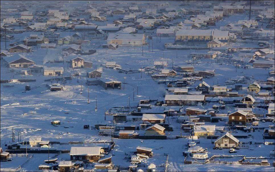 Ojmiakon - życie w ekstremalnym klimacie 14