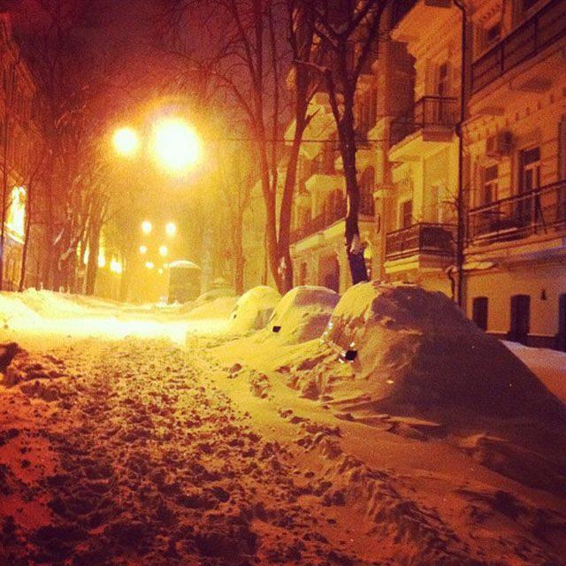 Atak zimy na Ukrainie 34