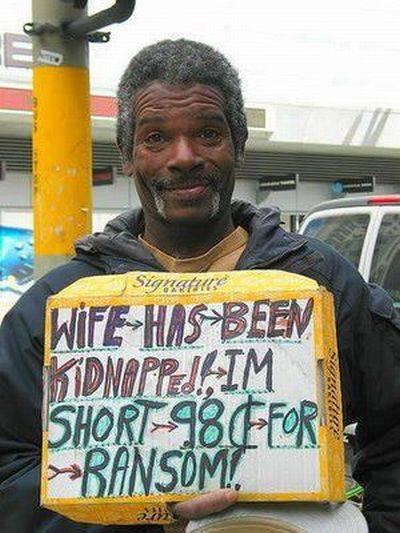 Bezdomni z poczuciem humoru 2