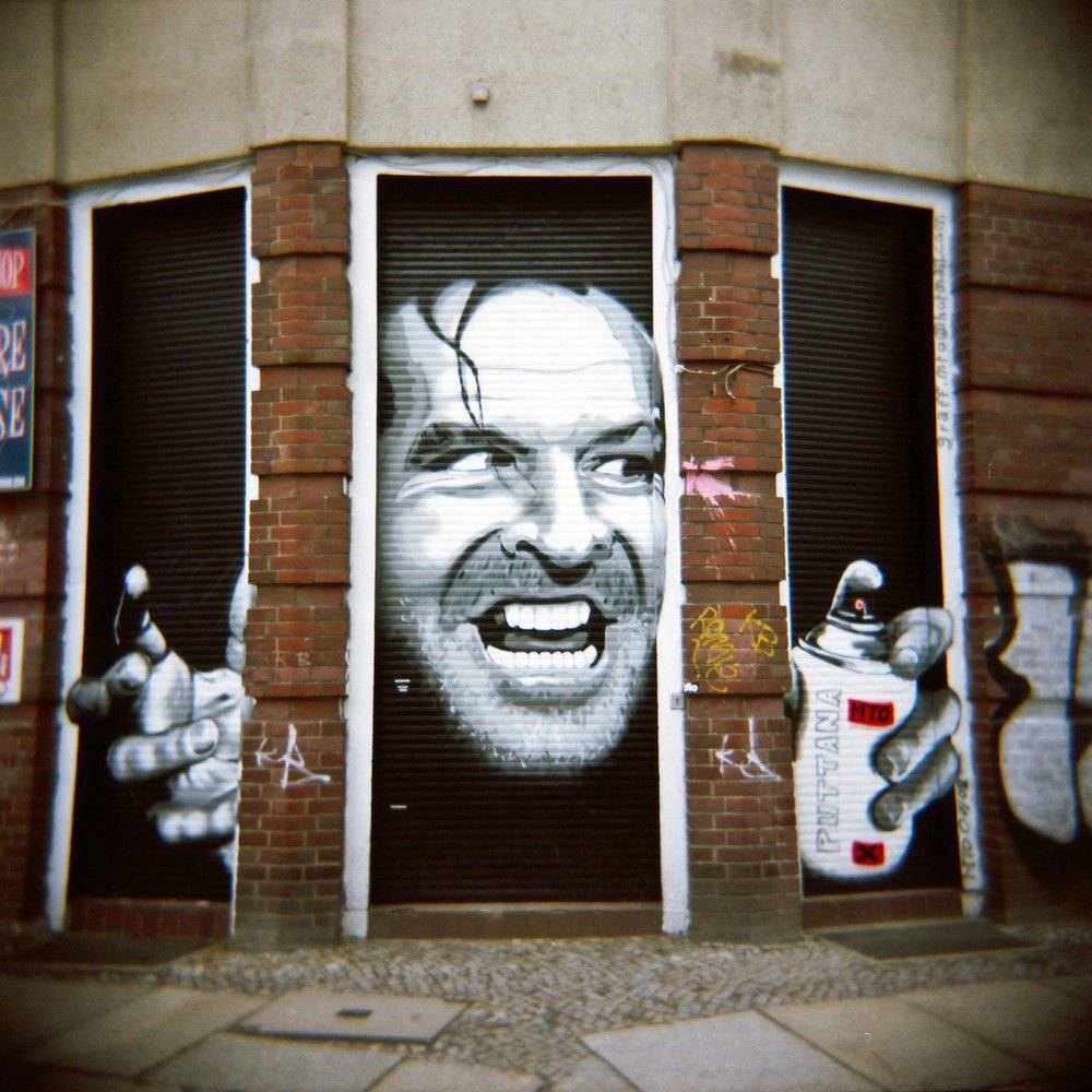 Street Art - sztuka ulicy #4 4
