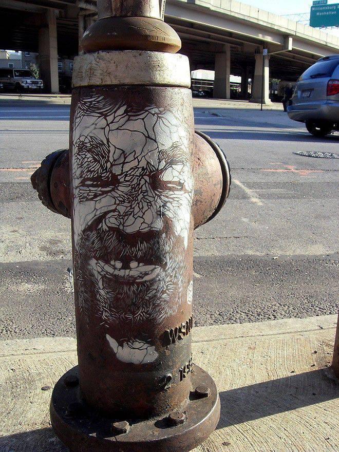 Street Art - sztuka ulicy #4 38