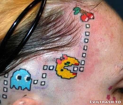 Głupie, śmieszne i zadziwiające tatuaże 19