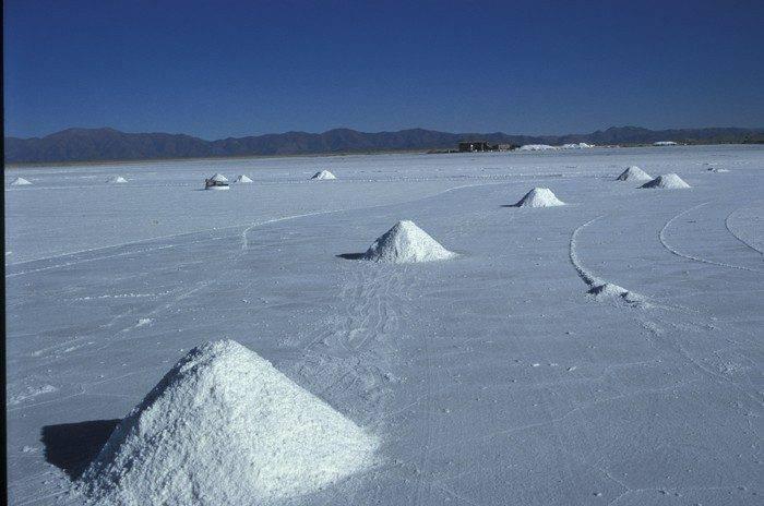Salinas Grandes - białe pustynie Argentyny 16