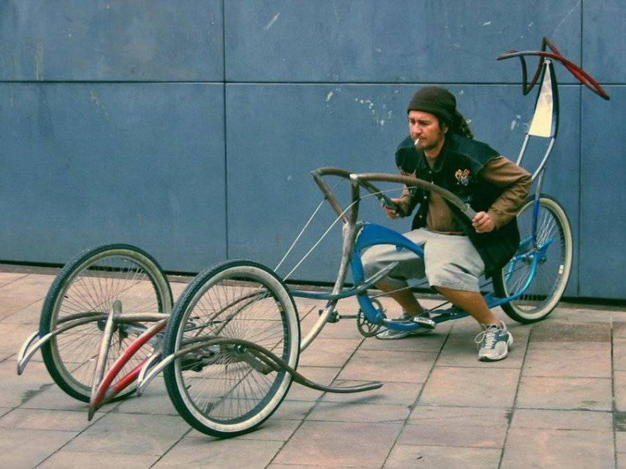 Nietypowe rowery #2 2