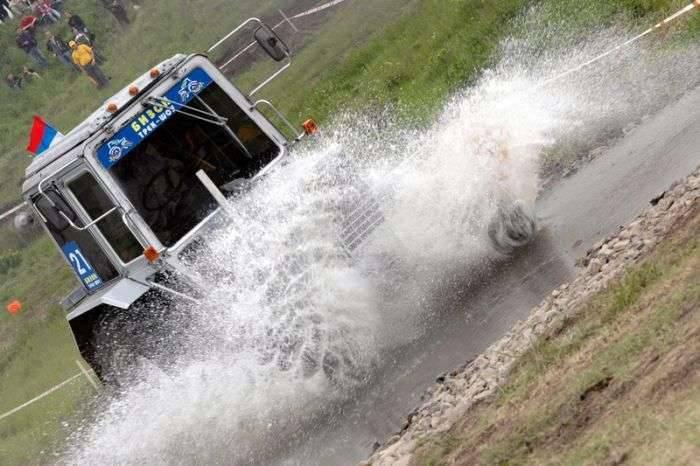 Wyścigi traktorów 4