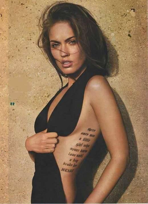 Kobiece tatuaże 10
