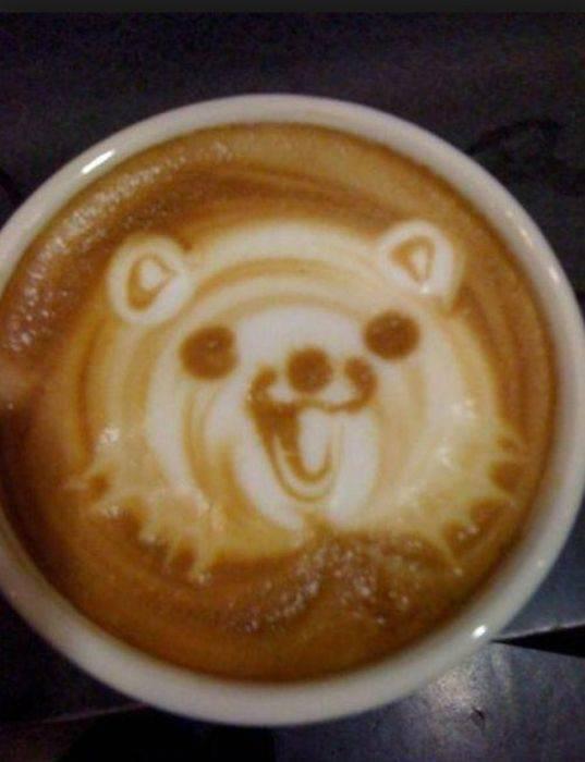 Latte art 39