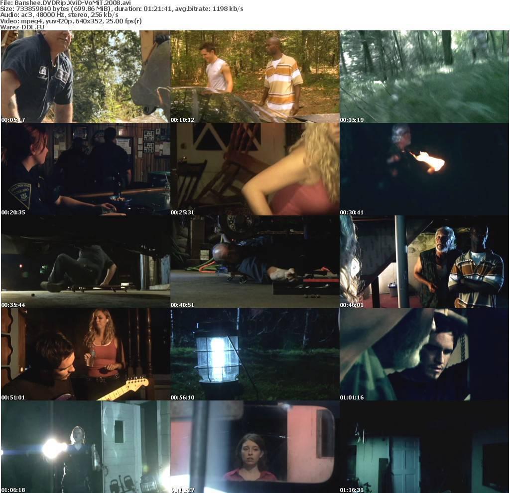 Banshee DVDRip XviD VoMiT 2008 avi Warez DDL.