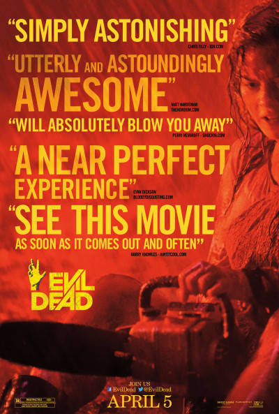 Evil Dead 2013 TS XviD MP3 MiLLENiUM