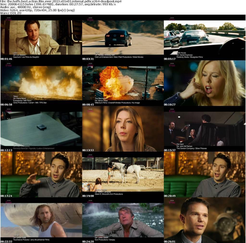 The Hoffs Best Action Film Ever 2013 S01E01 INTERNAL PDTV x264 DEADPOOL War