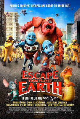 Escape from Planet Earth (2013) BrRIP 720p x264 ingles con subs