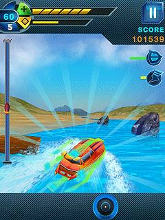 Jet Boat 3D