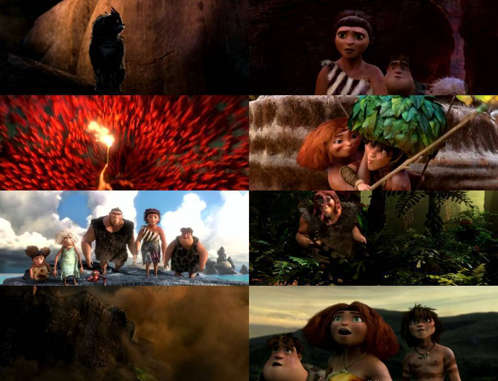 The Croods 2013 Reback Cropped X264 AAC - BiTo