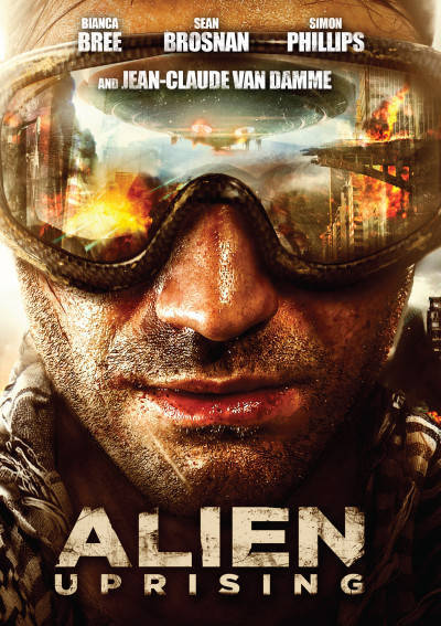 Alien Uprising (2012) HDRip XviD-S4A